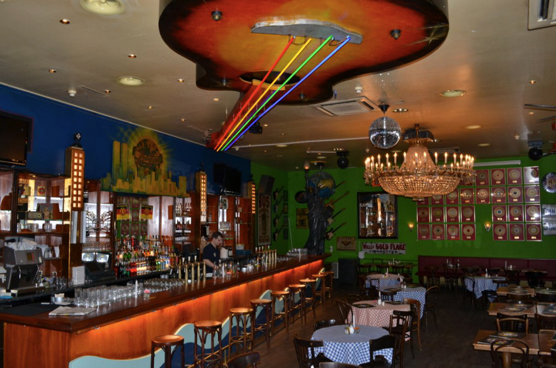 Curiosidades De Hard Rock Cafe