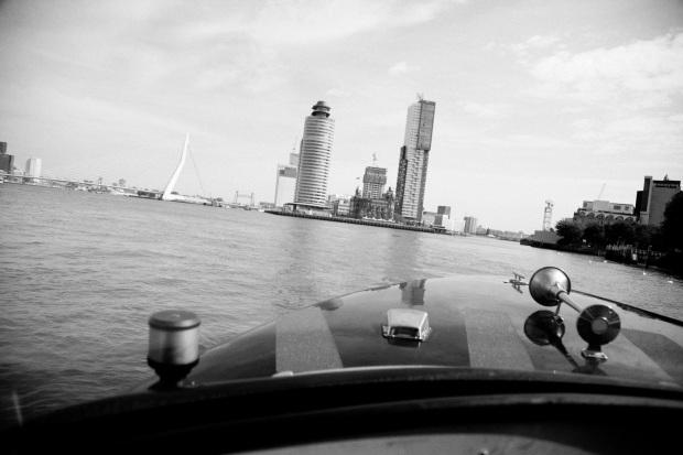 De Schiedam a Rotterdam