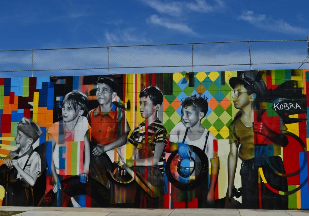 Las paredes de Wynwood