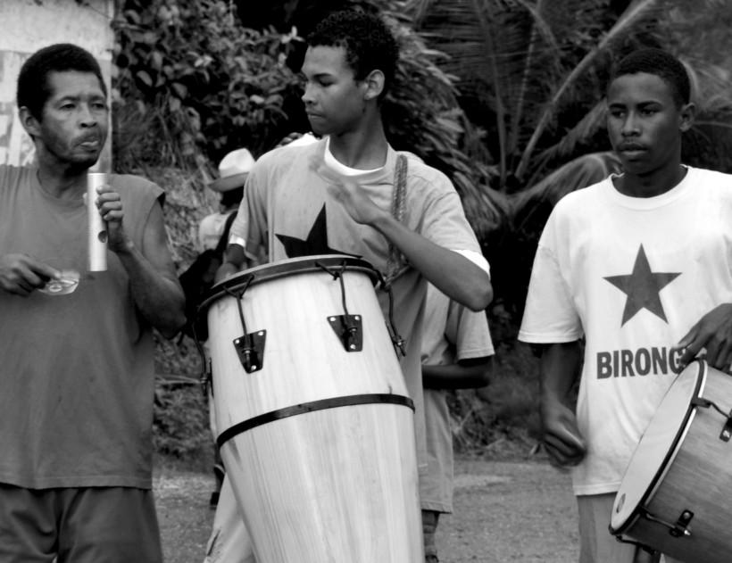 Los tambores de las Estrellas de Birongo