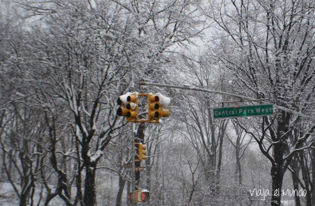 En Central Park West