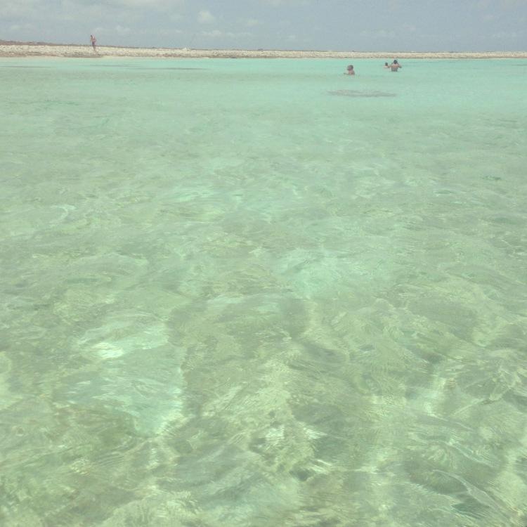 El agua clarita de Noronquí