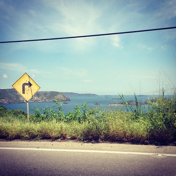 A un lado del camino