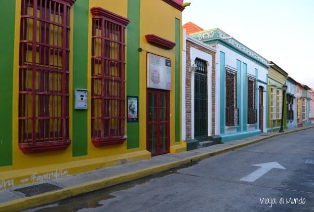 La famosa Calle Carabobo