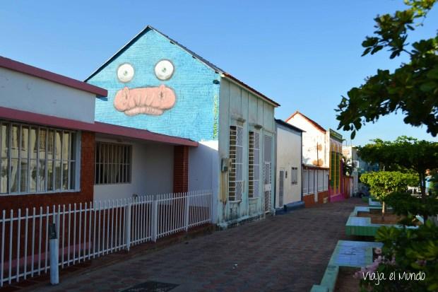 Las casitas curiosas de Santa Lucía