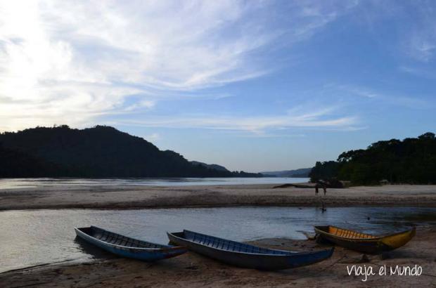 A las orillas de El Playón, donde recibimos el 2013