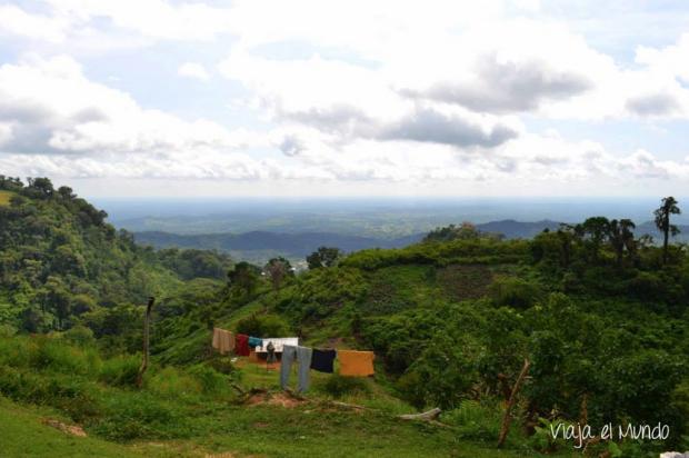 Desde el pueblo de Tayaya, en la Sierra de Perijá
