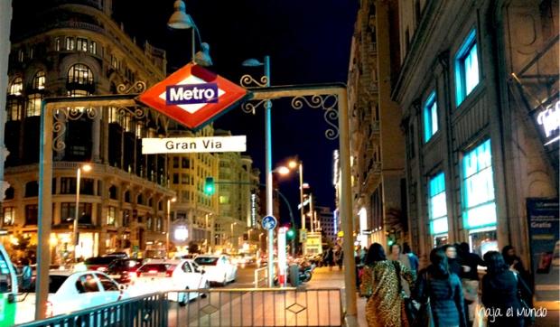En Madrid, todo me lleva aquí
