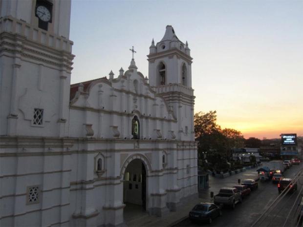 Herrera, Catedral de San Juan Bautista en Chitré