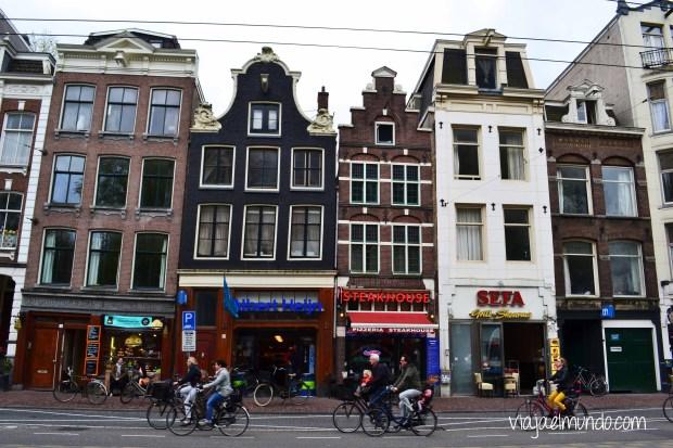 En Amsterdam, días de fiebre y frío