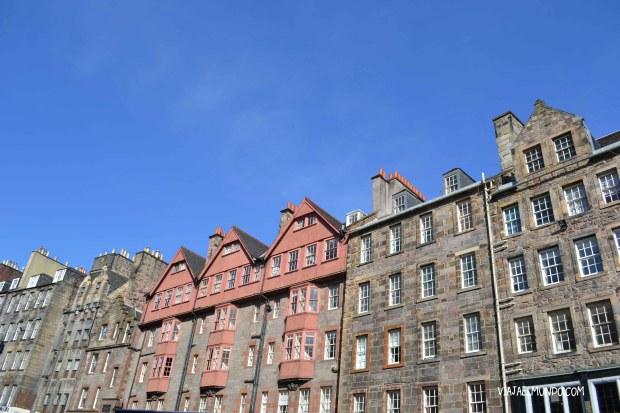 Algunos de los edificios de Victoria Street, de la que todavía no he hablado