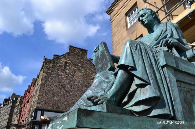 El dedo gordo del pie de David Hume, salta a la vista