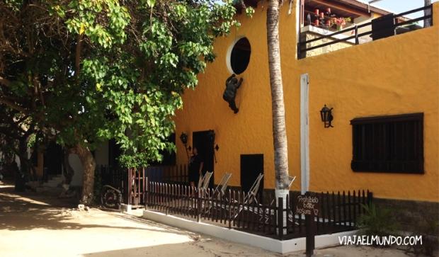 Una opción de alojamiento VIP en Los Roques