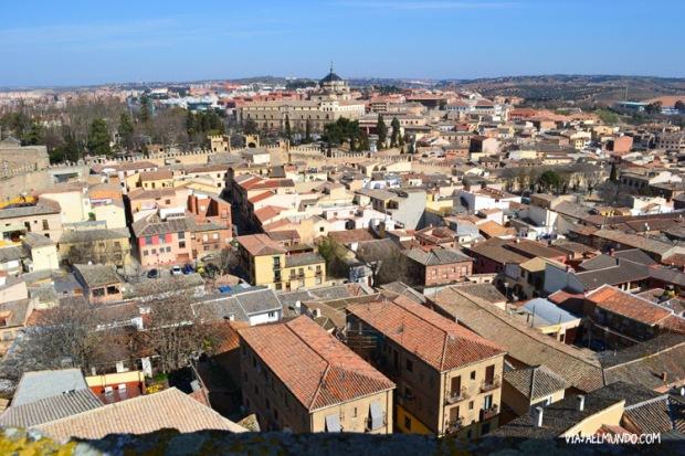 Los techos de Toledo, sin más