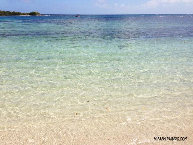 Boca Seca tiene la claridad y tranquilidad necesaria para practicar snorkel