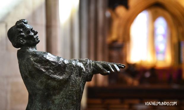En la Catedral de St Patrick
