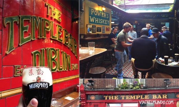 ¿Cómo no ir a Temple Bar?