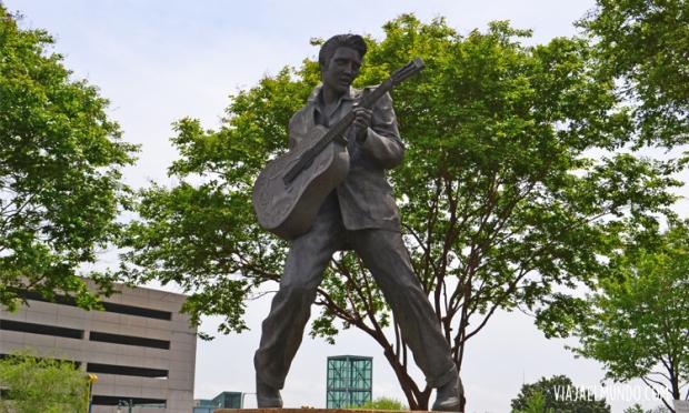 La plaza de Elvis