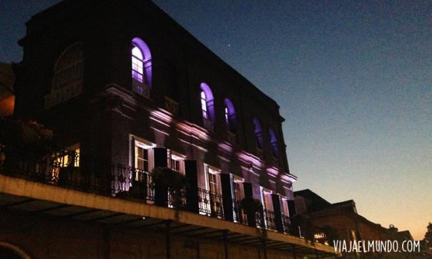 Ninguna foto de la mansión de Delphine LaLaurie tenía nitidez