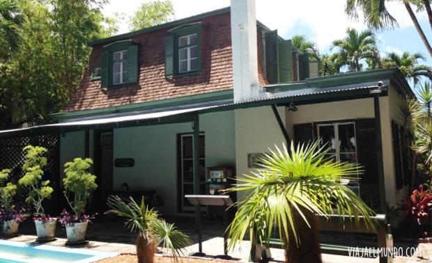 La casa de Ernest Hemingway
