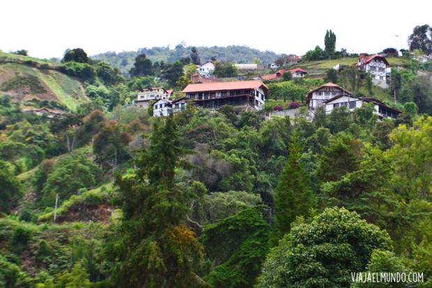 Las montañas de Aragua son el refugio de la Colonia Tovar