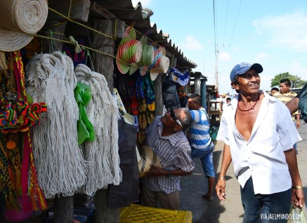 y el famoso mercado de Los Filúos