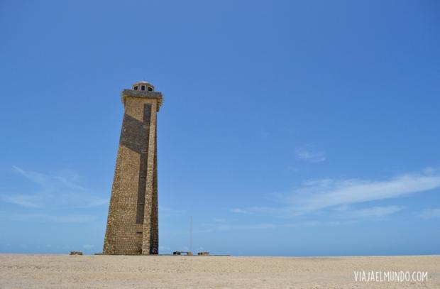 En el Cabo de San Román