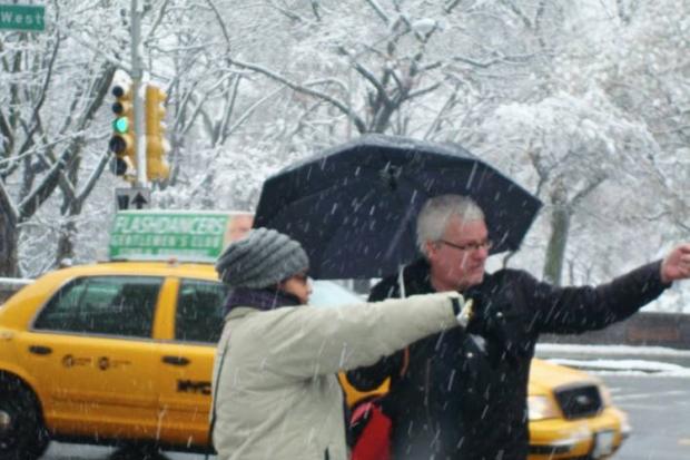 Una vez, en Nueva York, tampoco entendía lo que me decían