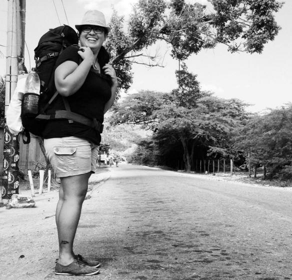 Viajar sola es un reto, cada vez