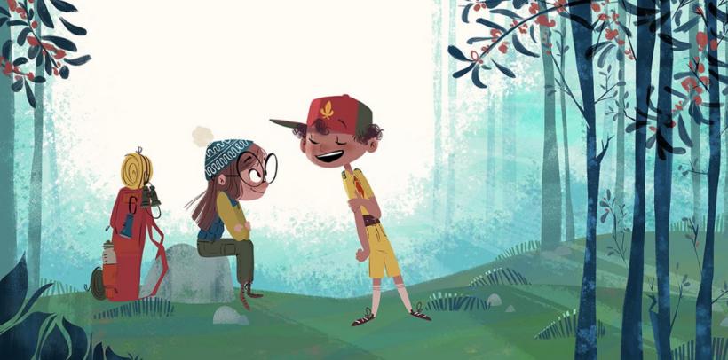 Ilustracion Eda Kaban